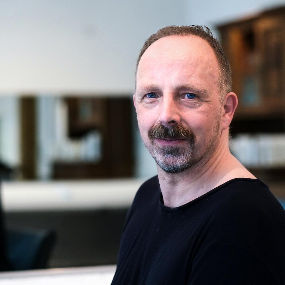 Portrait von Dirk Steinkamp